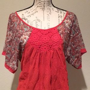 Ogle Top Size Small